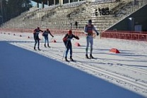 Results of the second day of  IPC Cross-Country and Biathlon World Cup , Wednesday (2 December), , Tyumen
